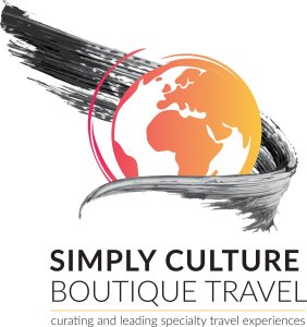 Simply Culture Boutique Travel logo